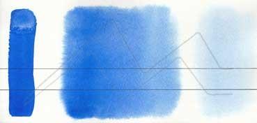 AQUARIUS ROMAN SZMAL EXTRA FINE WATERCOLOR - ULTRAMARINE BLUE (GREEN SHADE) - SERIE 2 - Nº 222