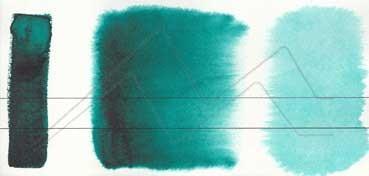 AQUARIUS ROMAN SZMAL EXTRA FINE WATERCOLOR - TRANSPARENT TURQUOISE - SERIE 2 - Nº 228