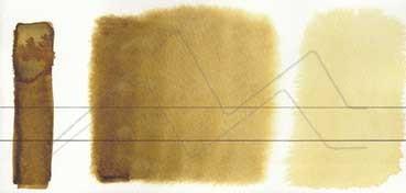 AQUARIUS ROMAN SZMAL EXTRA FINE WATERCOLOR - OLIVE GREEN DEEP - SERIE 3 - Nº 348