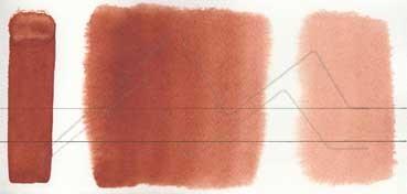AQUARIUS ROMAN SZMAL EXTRA FINE WATERCOLOR - VERONESE RED EARTH - SERIE 1 - Nº 116