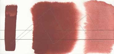 AQUARIUS ROMAN SZMAL EXTRA FINE WATERCOLOR - MARS RED - SERIE 1 - Nº 123
