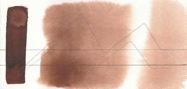 AQUARIUS ROMAN SZMAL EXTRA FINE WATERCOLOR - BROWN OCHRE - SERIE 1 - Nº 129