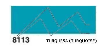 JAVANA PINTURA PARA SEDA TURQUESA (TURQUOISE) RFA.K8113