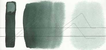 AQUARIUS ROMAN SZMAL EXTRA FINE WATERCOLOR - PERYLENE GREEN - SERIE 4 - Nº 409