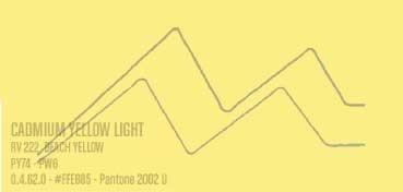 MONTANA WATER BASED PINTURA EN SPRAY BASE AGUA CADMIUM YELLOW LIGHT Nº 222