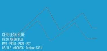 MONTANA WATER BASED PINTURA EN SPRAY BASE AGUA CERULEAN BLUE Nº 217