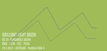 MONTANA WATER BASED PINTURA EN SPRAY BASE AGUA BRILLIANT LIGHT GREEN Nº 34