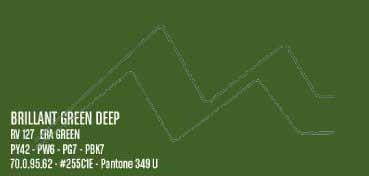 MONTANA WATER BASED PINTURA EN SPRAY BASE AGUA BRILLANT GREEN DEEP Nº 127