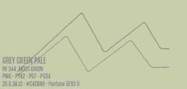 MONTANA WATER BASED PINTURA EN SPRAY BASE AGUA GREY GREEN PALE Nº 344