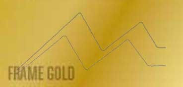 MONTANA WATER BASED PINTURA EN SPRAY BASE AGUA FRAME GOLD Nº 127