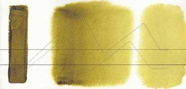 AQUARIUS ROMAN SZMAL EXTRA FINE WATERCOLOR - OLIVE GREEN LIGHT - SERIE 3 - Nº 345
