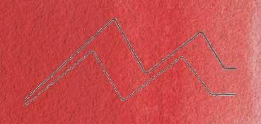 DALER ROWNEY ACUARELA ARTIST SERIE 3 ROJO DE CADMIO OSCURO - CADMIUM RED DEEP Nº 502