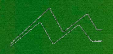 DALER-ROWNEY CARTÓN PASSE-PARTOUT ALMA BLANCA 1,4 MM - EMERALD MURANO Nº 618