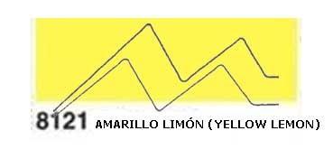 JAVANA PINTURA PARA SEDA AMARILLO LIMÓN) YELLOW LEMON RFA.K8121