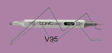 COPIC CIAO ROTULADOR LIGHT GRAPE V95
