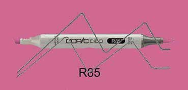 COPIC CIAO ROTULADOR ROSE RED R85