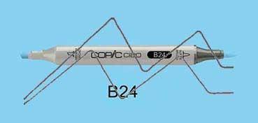 COPIC CIAO ROTULADOR SKY B24