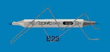 COPIC CIAO ROTULADOR ROYAL BLUE B28