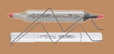 COPIC SKETCH LIGHT WALNUT E57