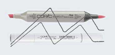 COPIC SKETCH COOL GRAY C-0