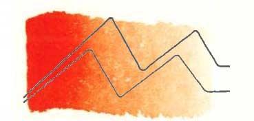 TALENS ACUARELA REMBRANDT TUBO ROJO DE CADMIO CLARO - CADMIUM RED LIGHT - SERIE 3 - Nº 303