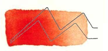 TALENS ACUARELA REMBRANDT TUBO ROJO DE CADMIO OSCURO - CADMIUM RED DEEP - SERIE 3 - Nº 306