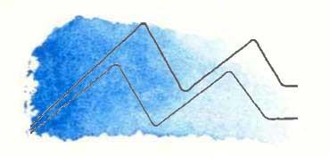 TALENS ACUARELA REMBRANDT TUBO AZUL CERÚLEO - CERULEAN BLUE - SERIE 3 - Nº 534