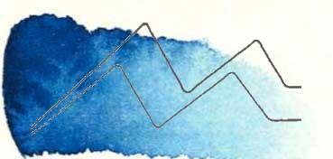 TALENS ACUARELA REMBRANDT TUBO AZUL DE PRUSIA - PRUSSIAN BLUE - SERIE 1 - Nº 508