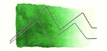 TALENS ACUARELA REMBRANDT TUBO VERDE PERMANENTE - PERMANENT GREEN - SERIE 2 - Nº 662