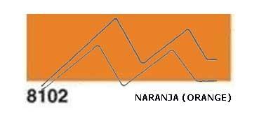 JAVANA PINTURA PARA SEDA NARANJA (ORANGE) RFA.K8102