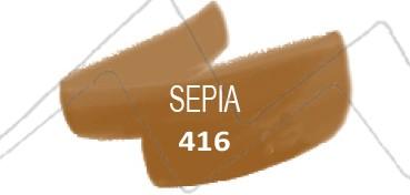 TALENS ECOLINE ACUARELA LÍQUIDA SEPIA Nº 416