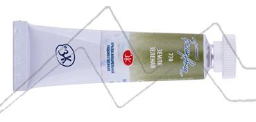 ST. PETERSBURG WHITE NIGHTS TUBO DE ACUARELA - VERDE TIERRA - SERIE A - Nº 730
