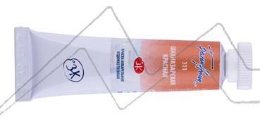 ST. PETERSBURG WHITE NIGHTS TUBO DE ACUARELA - OCRE ROJO - SERIE A - Nº 309