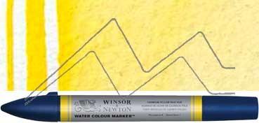 WINSOR & NEWTON ROTULADOR ACUARELA TONO AMARILLO DE CADMIO CLARO - SERIE 1 - Nº 119