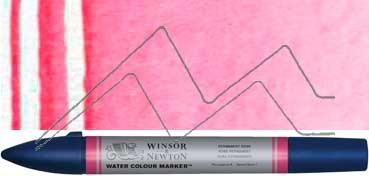 WINSOR & NEWTON ROTULADOR ACUARELA ROSA PERMANENTE - SERIE 1 - Nº 502