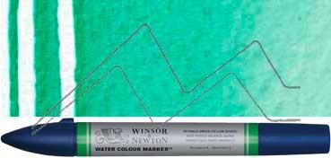 WINSOR & NEWTON ROTULADOR ACUARELA VERDE FTALO (MATIZ AMARILLO) - SERIE 2 - Nº 521