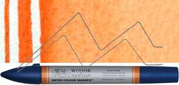 WINSOR & NEWTON ROTULADOR ACUARELA TIERRA DE SIENA TOSTADA - SERIE 1 - Nº 074
