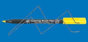 SAKURA ROTULADOR KOI COLORING BRUSH PEN CERULEAN BLUE Nº 25