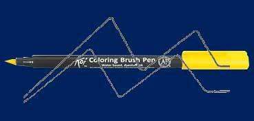 SAKURA ROTULADOR KOI COLORING BRUSH PEN PRUSSIAN BLUE Nº 43