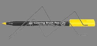 SAKURA ROTULADOR KOI COLORING BRUSH PEN DARK COOL GRAY Nº 46