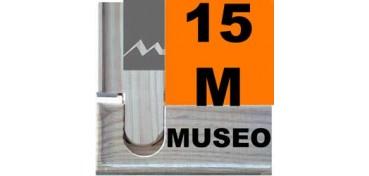 BASTIDOR MUSEO (ANCHO DE LISTÓN 60 X 22) 65 X 46 15M