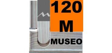 BASTIDOR MUSEO (ANCHO DE LISTÓN 60 X 22) 195 X 97 120M