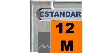 BASTIDOR MEDIDAS UNIVERSALES (ANCHO DE LISTÓN 46 X 17) 61 X 38 12M