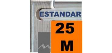 BASTIDOR MEDIDAS UNIVERSALES (ANCHO DE LISTÓN 46 X 17) 81 X 54 25M