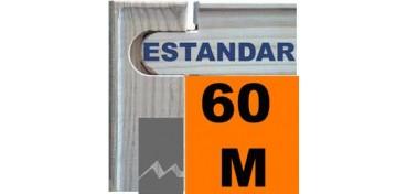 BASTIDOR MEDIDAS UNIVERSALES (ANCHO DE LISTÓN 46 X 17) 130 X 81 60M