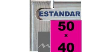 BASTIDOR MEDIDAS UNIVERSALES (ANCHO DE LISTÓN 46 X 17) 50 X 40