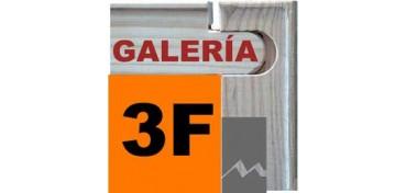 BASTIDOR GALERÍA 3D (ANCHO DE LISTÓN 46 X 32) 27 X 22 3F