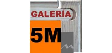 BASTIDOR GALERÍA 3D (ANCHO DE LISTÓN 46 X 32) 35 X 22 5M