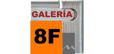 BASTIDOR GALERÍA 3D (ANCHO DE LISTÓN 46 X 32) 46 X 38 8F