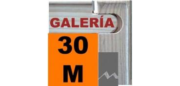 BASTIDOR GALERÍA 3D (ANCHO DE LISTÓN 46 X 32) 92 X 60 30M